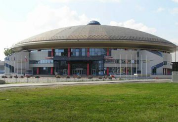 Palace of Sports «Uralochka»