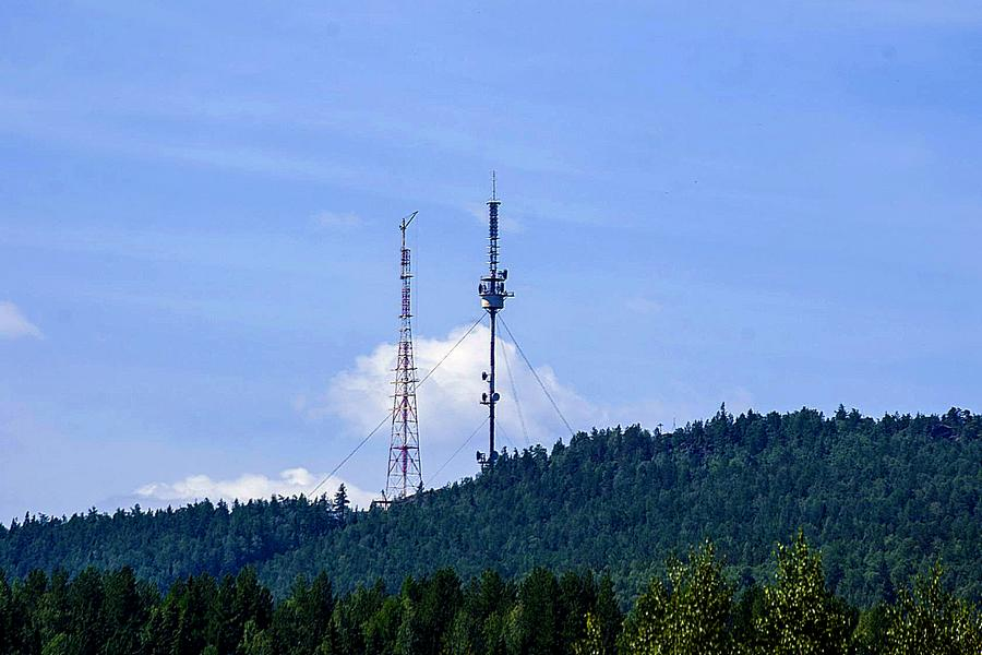 Tower for digital TV